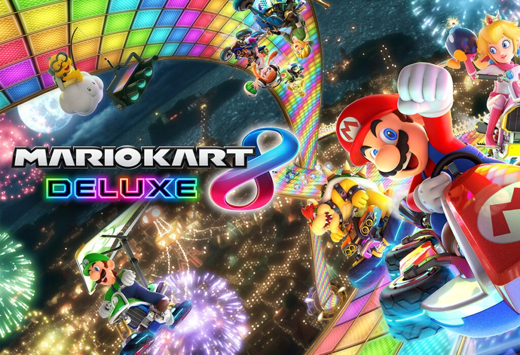 Mario Kart 8 Deluxe Eight Tips To Win Consistently The Big Drive Inn