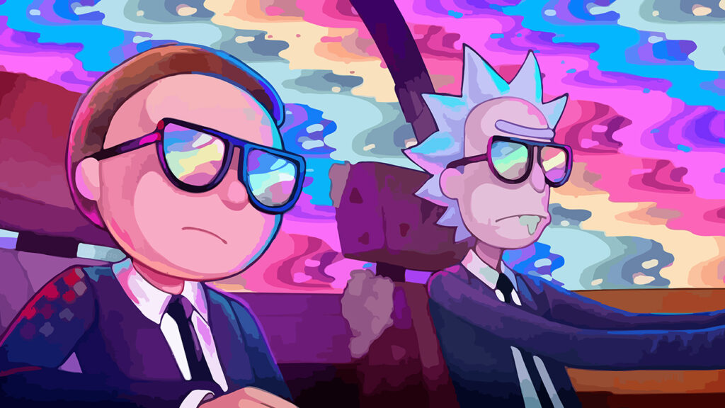 Rick & Morty Quiz Featured